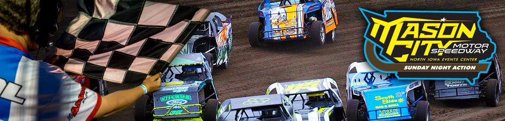 Mason City Motor Speedway - Cook Racing Supplies continues